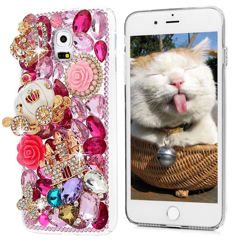 Luxury Diamond Case for Huawei P40 P30 P20 Pro Lite P Smart Y5 Y6 2018 Y9 2019 Mate20lite Nova 3i 4 4e Glitter Bling NEW Cover
