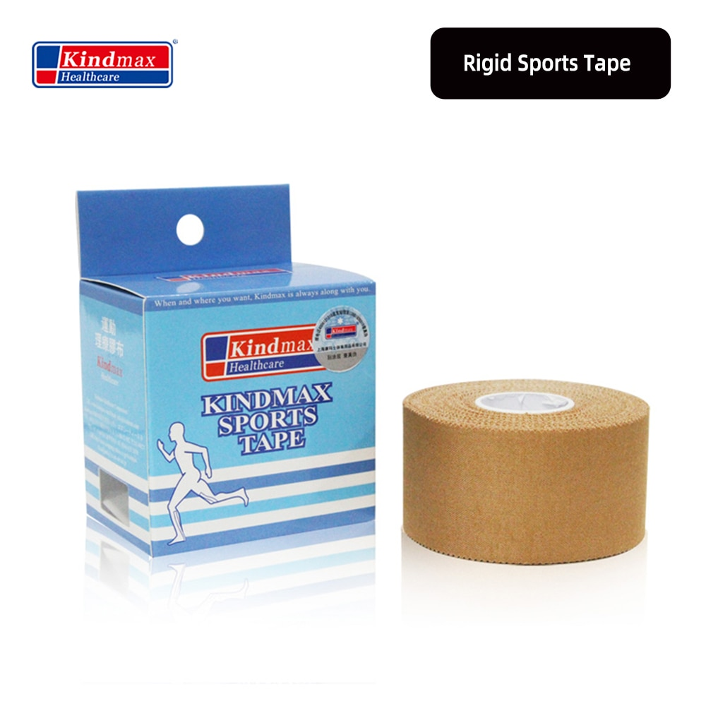 Kindmax Healthcare Artificial Cotton Rigid Sports Tape Micromax tape Ribbons are Roll