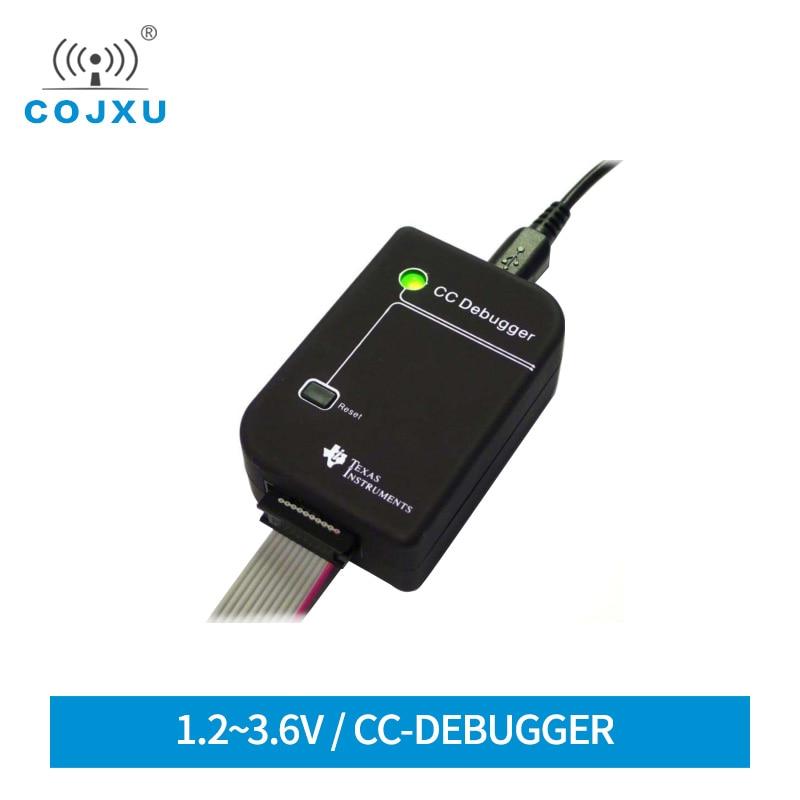 Скачать USB CC2511F32 SPI ZigBee программист отладки CC2531 cojxu CC-DEBUGGER