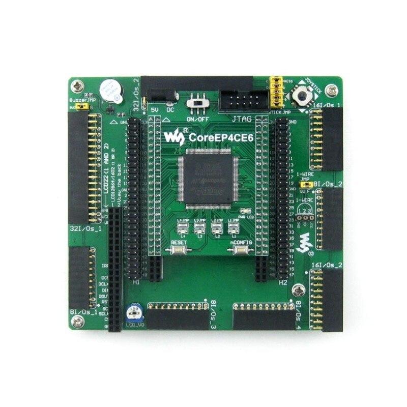 EP4CE6-C EP4CE6E22C8N ALTERA Cyclone IV FPGA Development Board + 19 Accessory Modules Kits = OpenEP4CE6-C Package B enlarge