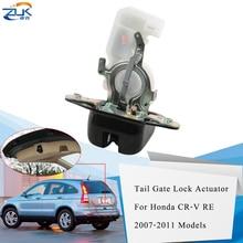 ZUK-couvercle de coffre HONDA pour Acura MDX   Pour 2007-2011 queue arrière, couvercle de coffre de coffre, verrou de verrouillage pour Acura MDX
