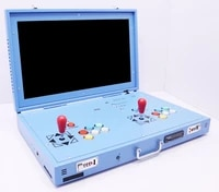 household arcade joystick game console hd vga output jamma multi games 8520 in 1 fighting game machine