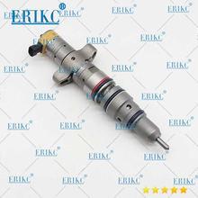 ERIKC 10R4762 CAT C7 Common Rail Fuel injector 10R-4762 Auto parts injector for Caterpillar Diesel Engine Excavator