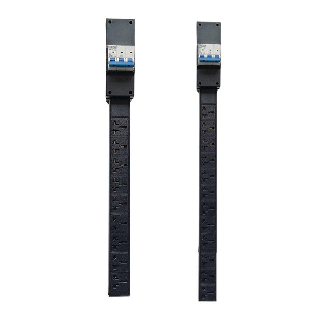 نيوكس دائم عالية الطاقة 63A 13000 واط التعدين مخصصة المقبس PDU السلطة السكك الحديدية امدادات الطاقة التوصيل ل جهاز تعدين بيتكوين Antminer التعدين