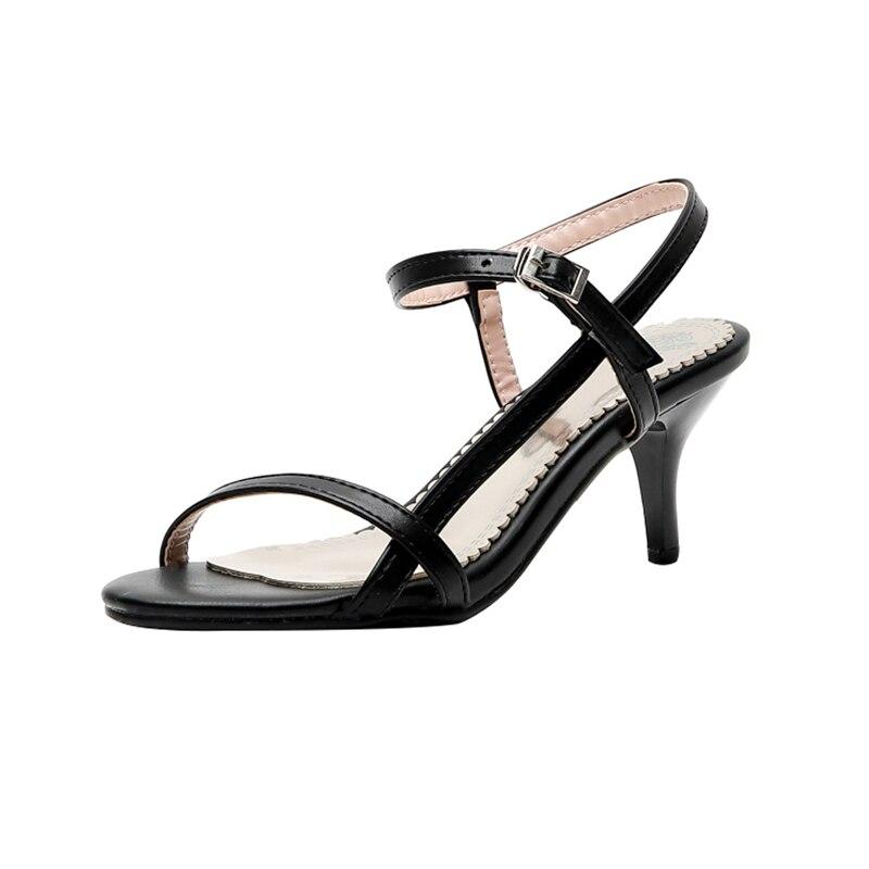 sandalias mujer 2020 Women pumps Summer simple Dress Weddging High Heels Ladies Shoes zapatos mujer