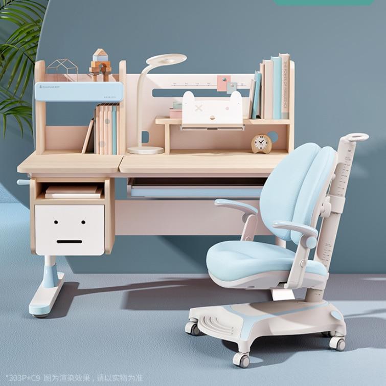 ارتفاع الأطفال مكتب قابل للتعديل مبيعات الجملة حار مكتب مكتب دراسة طاولات وكراسي الأطفال مجموعة منضدة كتابة