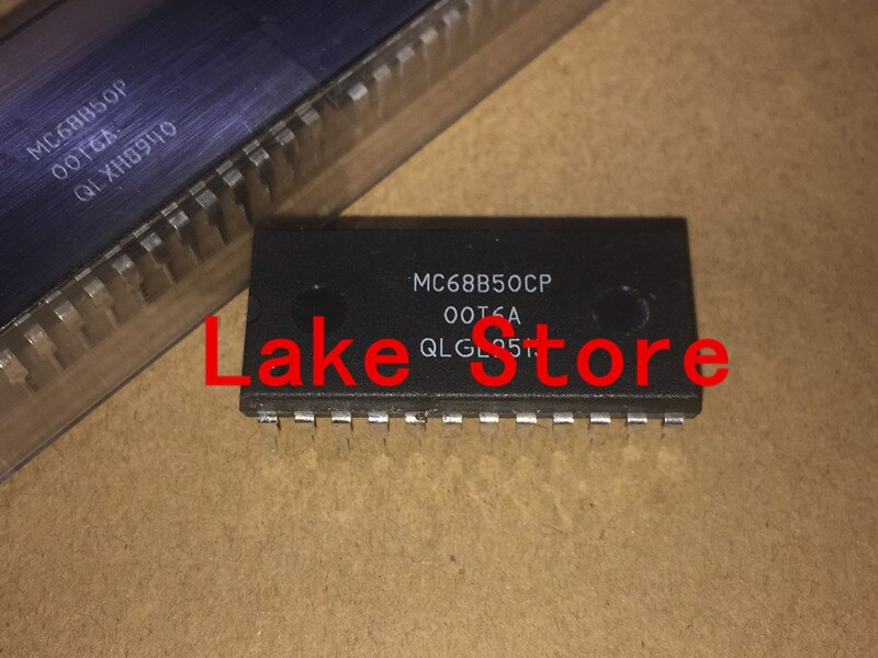 5 unids/lote MC68B50CP 68B50 DIP-24