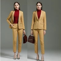 business suits ladies womens suits blazer with pants women blazer office business work suits for women jacket and pants set
