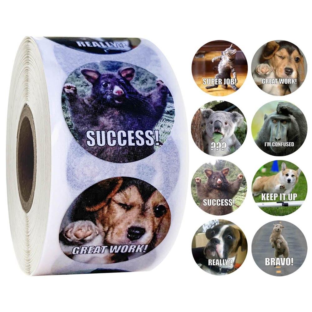 500-pcs-roll-adesivi-ricompensa-per-gli-insegnanti-divertimento-motivazionale-di-incentivazione-adesivi-per-i-bambini-carino-adesivi-scrapbooking-cancelleria