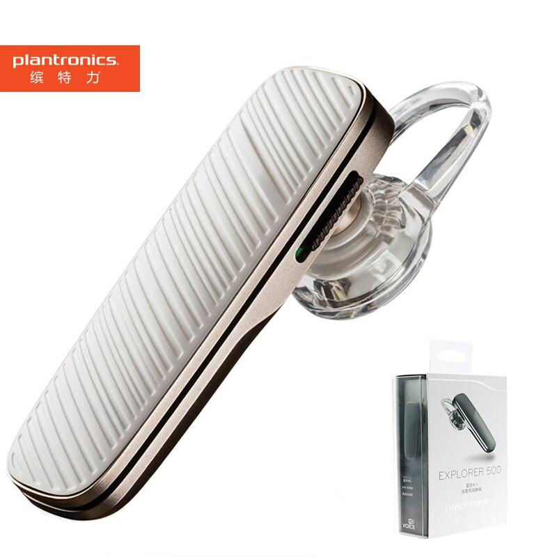 Earbud sem Fio com Microfone de Som de Alta Qualidade para Samsung 500 sem Fio Original Plantronics Explorer Bluetooth Xiaomi 4.1