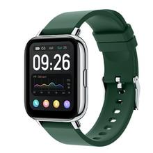 P32 Sleep Blood Pressure Fitness Tracker Men Smart Watch Sport Bracelet Weather Message Reminder Sma