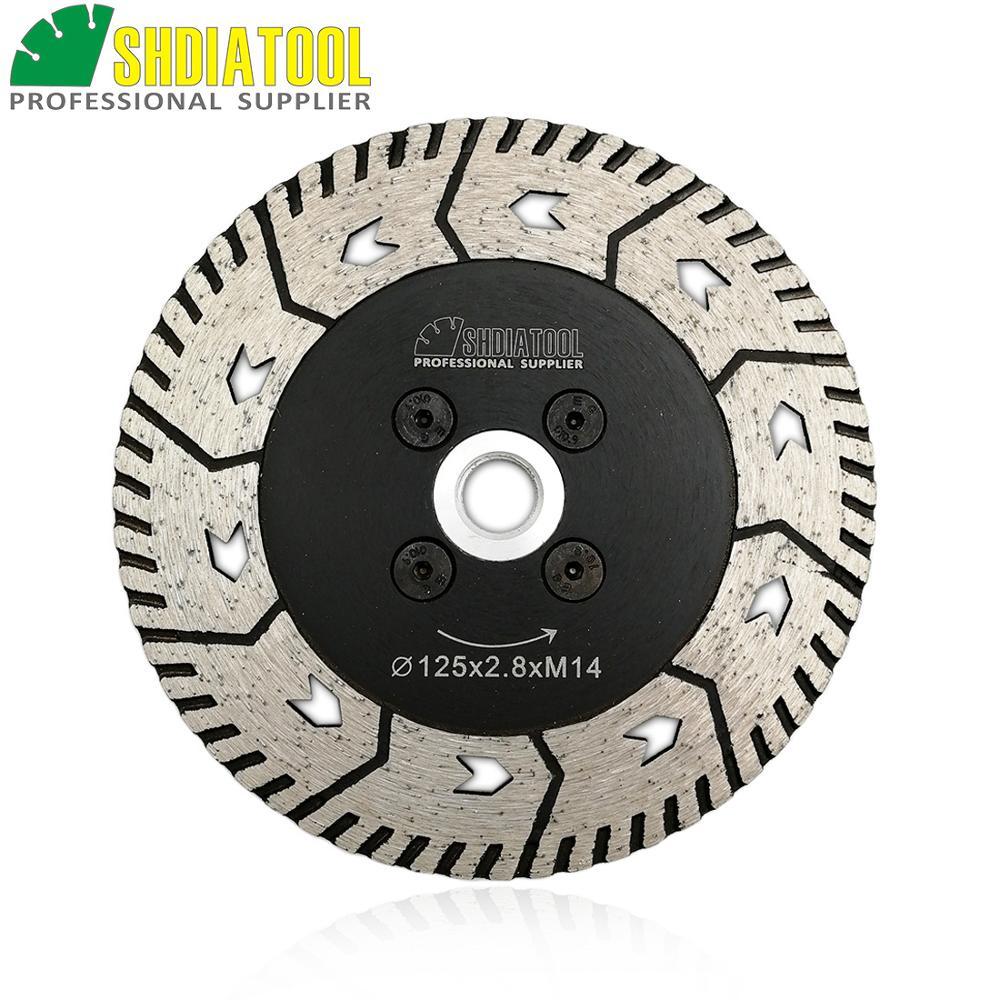 SHDIATOOL 1pc Diamond Tile Cutter Cutting Grindng Disc  Saw Blade 4.5