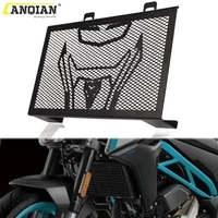 for cf moto 300nk motorcycle accessories radiator grille guard cover stainless steel radiator guard protection for cfmoto 300 nk
