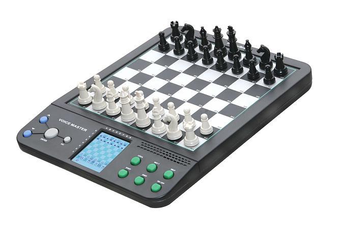 الشطرنج يمكن أن يكون لعبة رجل آلة تصديرها إلى لوحة إلكترونية الشطرنج الذكية الأوروبية