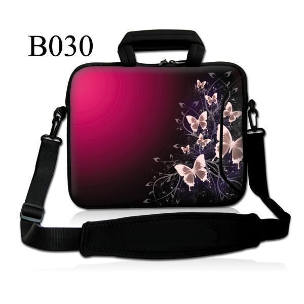 فراشة الكتف حقيبة يد ل ماك بوك اير برو 13 15 16 بوصة حقيبة كم حقيبة كمبيوتر محمول ل شاومي لينوفو 14 15.6 نساء الأعمال حقائب
