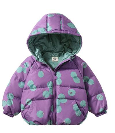 Children Winter Jacket Baby Boys Girls Kids Coat Parkas Down Clothes Outerwear Wadded Padded Puffer 2021 Hooded Teenage Autumn