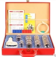 18 pieces 30 cans vacuum cupping household suction type cupping promoting blood circulation to remove blood stasis tanks