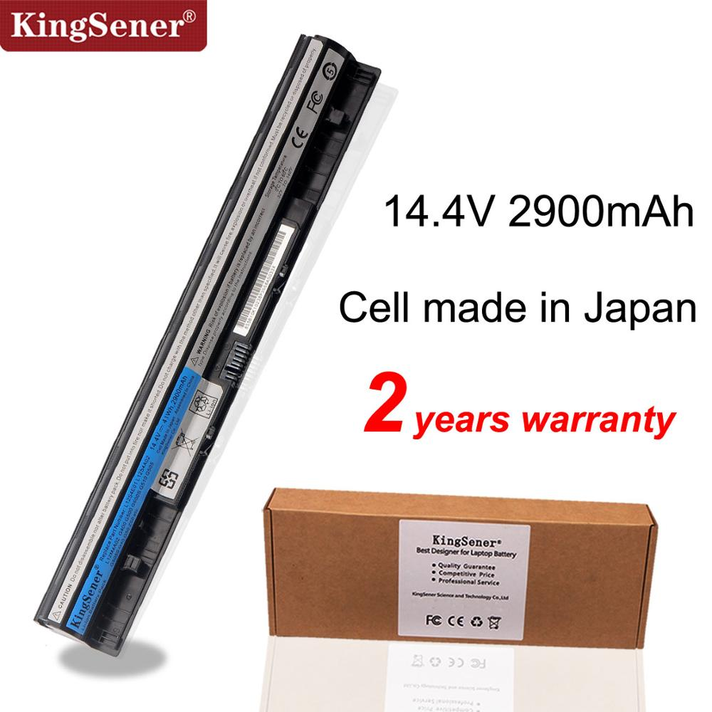 KingSener L12S4E01 l12M4E01 بطارية لينوفو G400S G410S G500 G500S G510S G405S G505S S510P S410P Z501 Z710 L12L4A02 L12L4E01