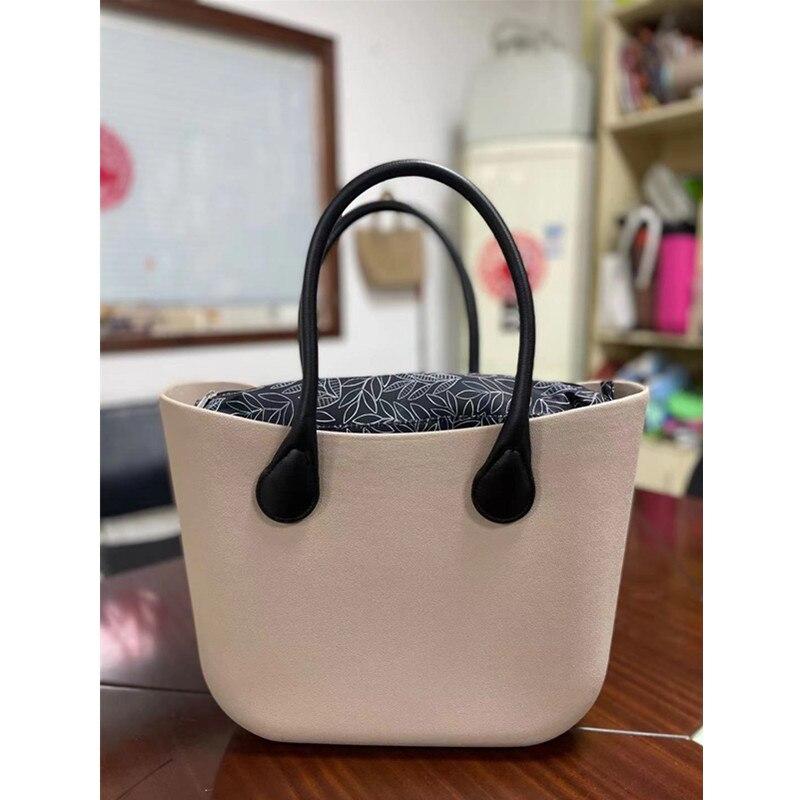 1 قطعة الشاطئ الصيف حمل حقيبة منشفة تخزين يد Bolsas إيفا حقيبة التسوق النساء السيدات رسالة 2021