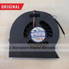 Nieuwe Cpu Koelventilator Voor Msi GT62VR MS-16L4 PABD19735BM 0.65A 12VDC N408 E33-0800583-MC2