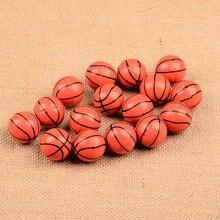 32mm Mini ballon gonflable en caoutchouc basket-Ball intérieur Sports de plein air balles enfants enfants jouet cadeau fête faveur fournitures