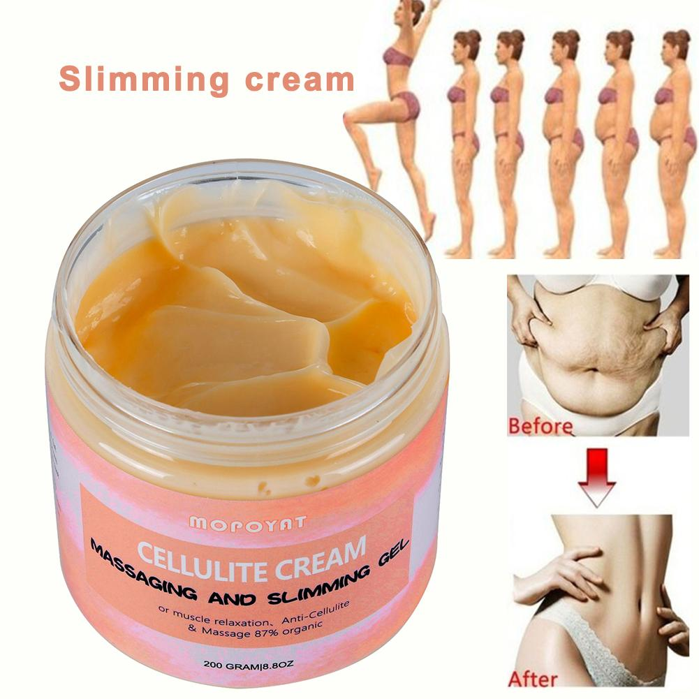2019 Body Slimming Cream Anti Cellulite Cream Fat Burner Weight Loss Creams Leg Body Waist Effective Fat Burning