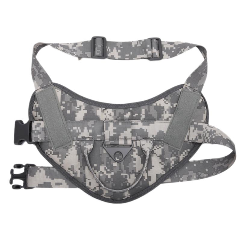 Outdoor Tactical Dog Clothes Triple-cornered Dog Clothes Tactical Vest Combat Dog Vest Training Uniform