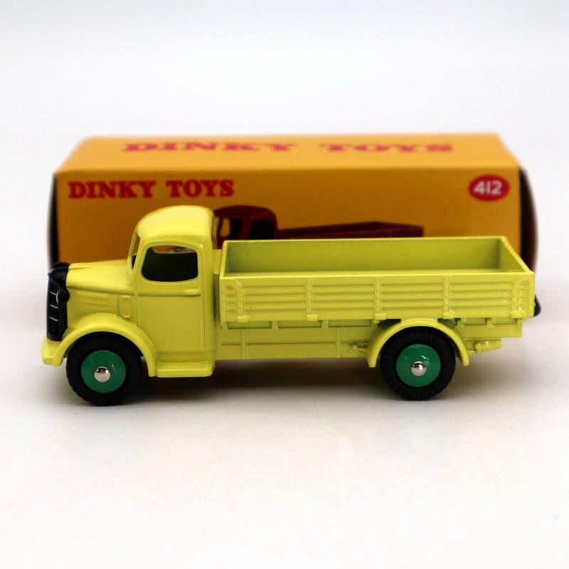 Atlas Dinky toys 412 Camion Austin Wagon camión modelos de fundición colección regalo para el coche