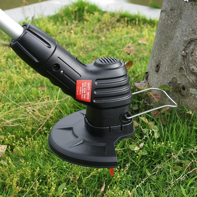 Lonbor®المحمولة الذكية اللاسلكية جزازة العشب الكهربائية الكهربائية العشب الانتهازي اللاسلكي اللاسلكي جزازة العشب طول حديقة التقليم قطع