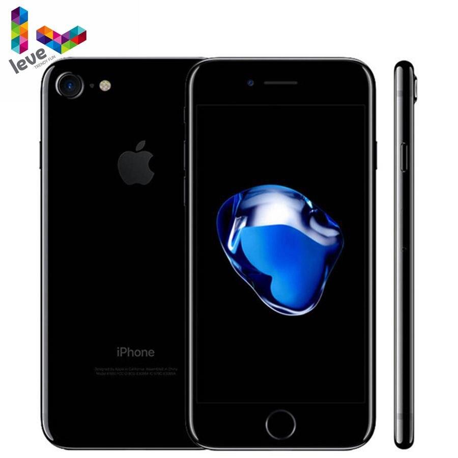 Review Used Apple Original iOS iPhone 7 Unlocked Mobile Phone 4.7″ 2GB RAM 32/128/256GB ROM 12MP Quad-Core Fingerprint 4G LTE Cellphone