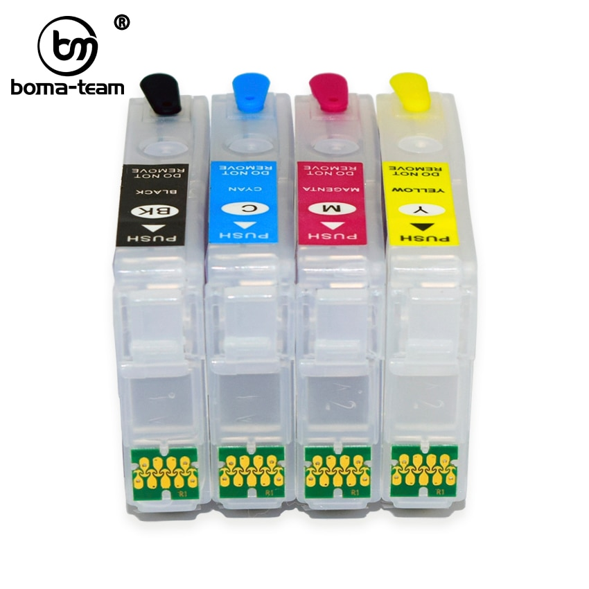 Cartucho de tinta 603xl para epson expression home XP-4105 XP-2100 XP-2105 XP-3100 XP-3105 XP-4100 WF-2810 WF-2830 WF-2835