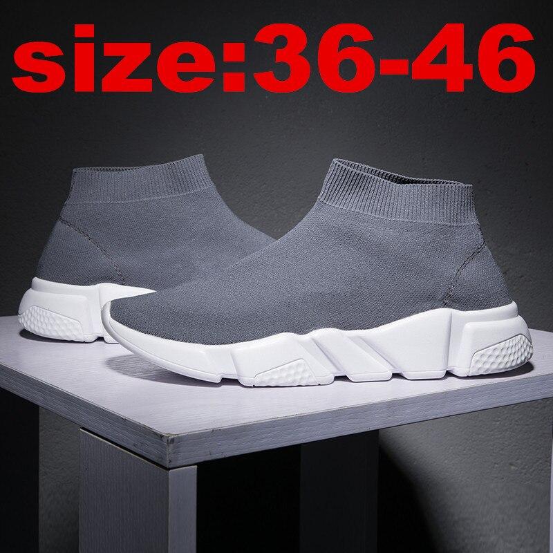 Man's Shoes Slip-on Original Tenis Sneakers Women scarpe donna Casual Vulcanized Shoes Men Zapatillas Hombre Unisex size 36-46