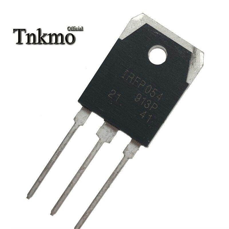 Transistor MOSFET de potencia, 10 Uds. IRFP054NPBF TO-247 IRFP054N IRFP054 TO247 51A 55V, envío gratuito