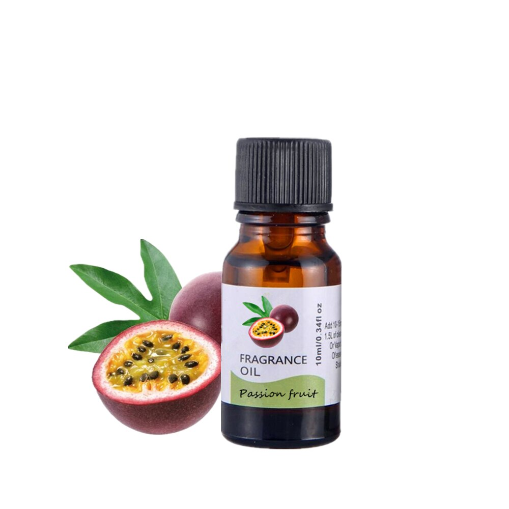 Passion fruit Essential Oils for Aromatherapy Diffusers Massage Fragrances Oil Aroma Oils Fresh Bitt