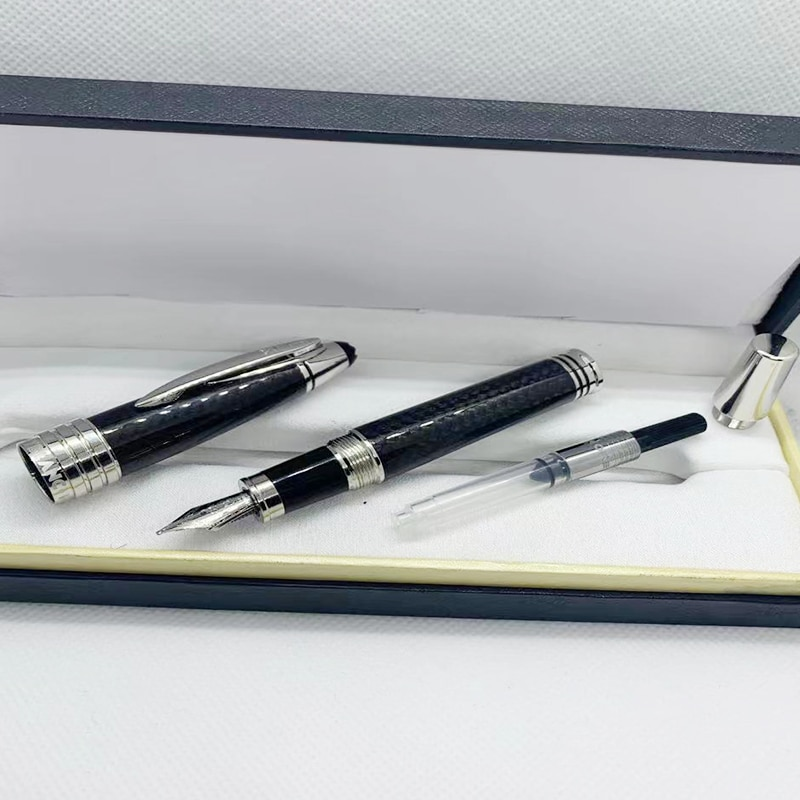 Фото - Maple Leaf fountain pen 2021 high-end commemorative metal ink pen, fountain pen series, carbon brazing, rescue ink rescue ink
