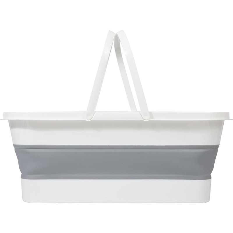 Lazy Mop BuckeFoldable Floor t Space Saver Collapsible Portable Bucket With Handle Wash Basin Big Capicity Household Mop Bucket enlarge