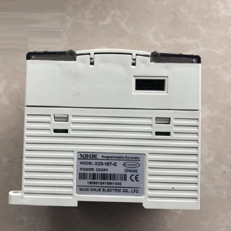 التعبئة الأصلية XD سلسلة PLC XD3-16T-C وحدة تحكم منطقية البرمجة