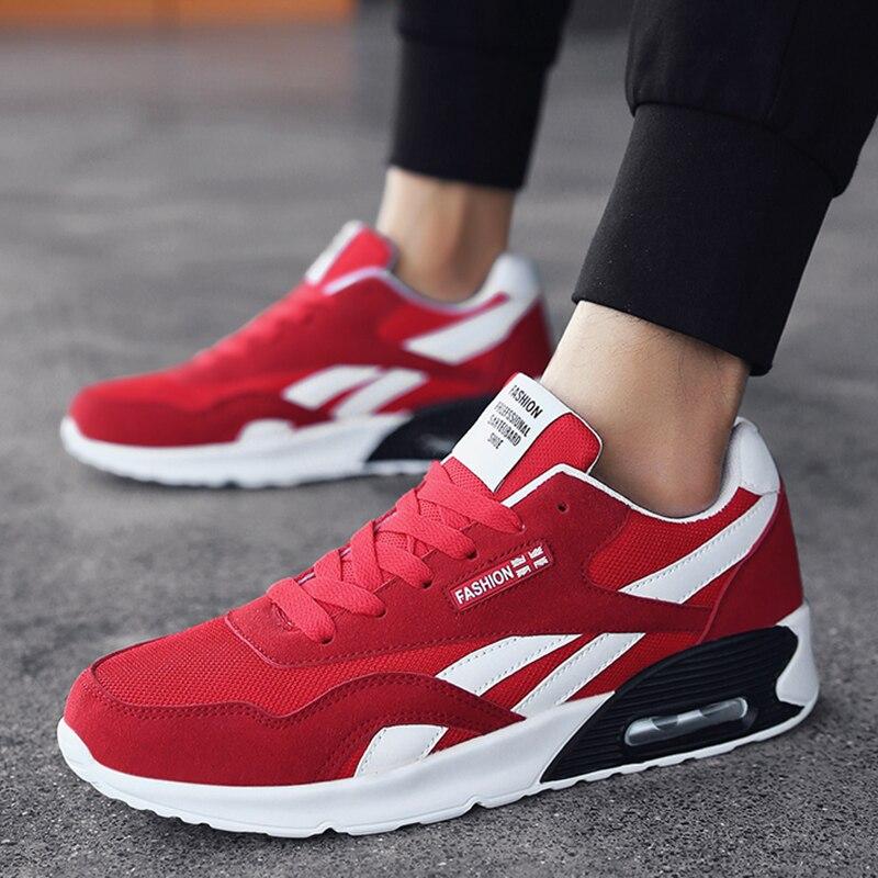 2020 hombres corriendo zapatos de los hombres Zapatos Zapatillas de deporte al aire libre Walkng Jogging zapatos de pareja zapatos de entrenador atlético hombre zapatillas de deporte de los hombres