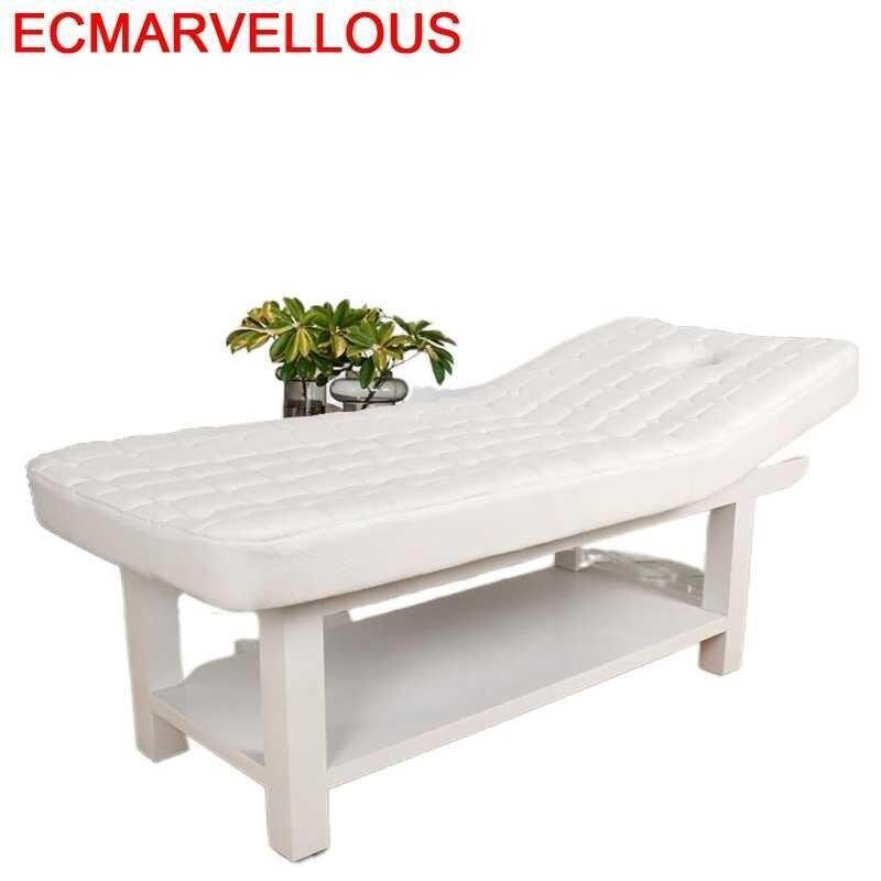 Cama Para Camilla Plegable Masaje Mueble De Dental Lettino Massaggio Massagetafel mesa Plegable salón silla Plegable Cama De Masaje
