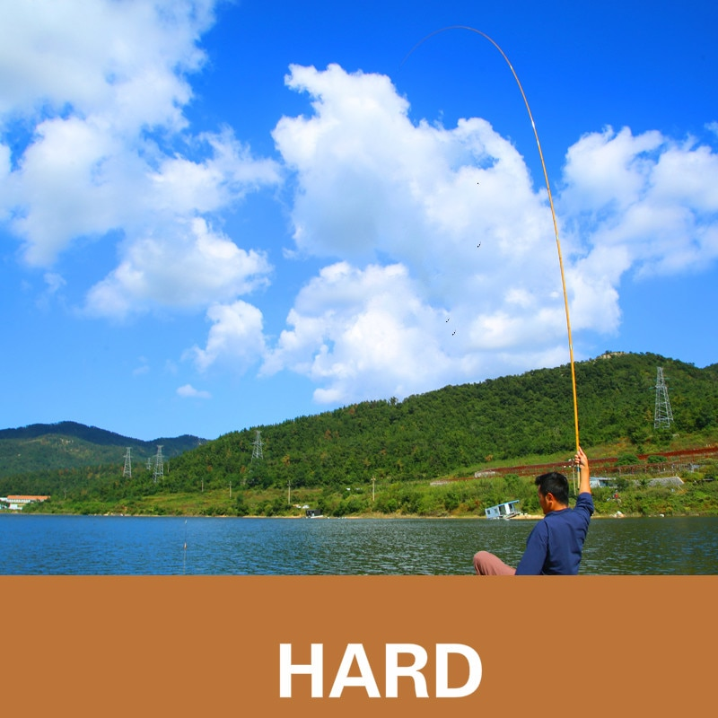 3.6m 7.2m Carp Fishing Pole Feeder Super Hard Taiwan Fishing Rod High Carbon Hand Olta Vara De Pesca Peche Spinning Canne enlarge