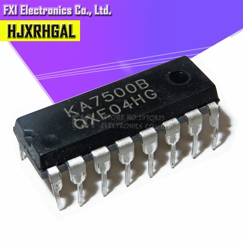 10 Uds., KA7500B KA7500 DIP16 DIP, nuevo original
