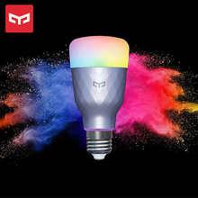 Yeelight Colorful Bulb 1SE E27 6W RGBW Smart LED Voice Control Light Support HomeKit Google Home Alexa Xiaomi Mija Mi home
