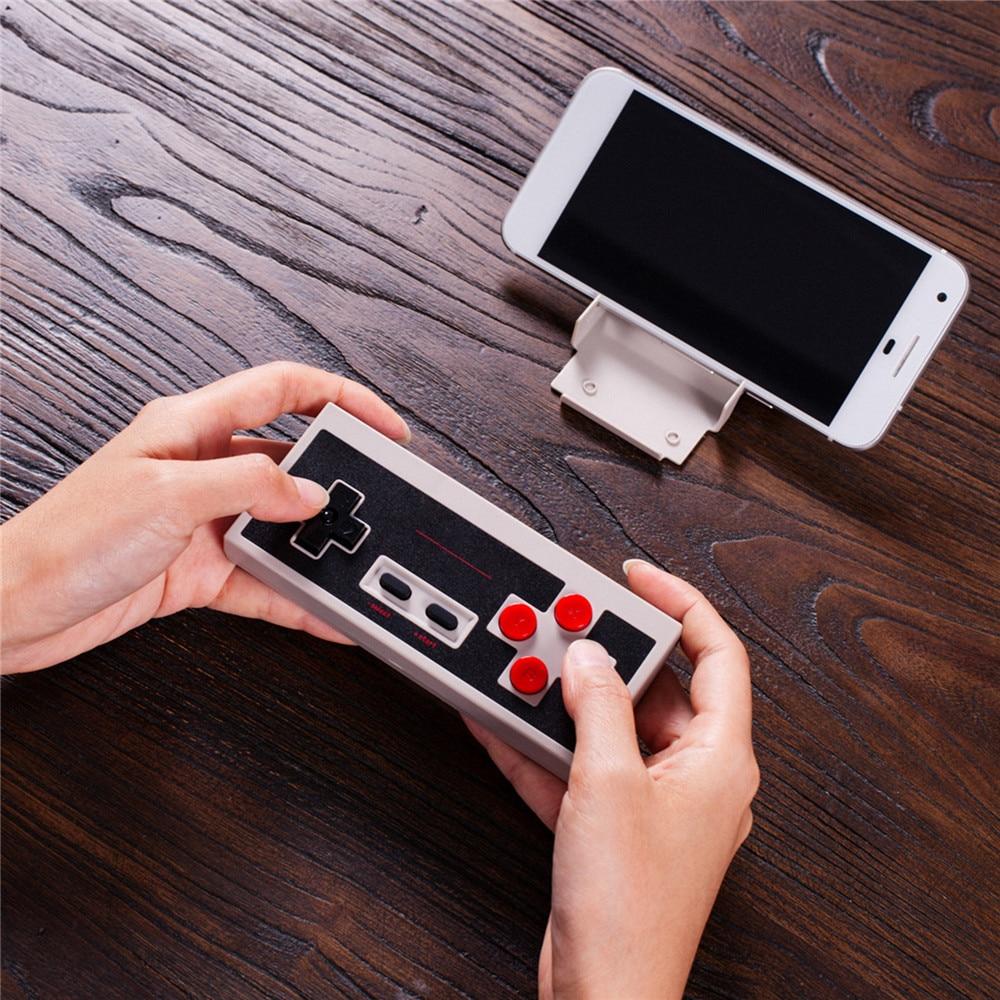 ¡Nuevo! Gamepad Bluetooth de 2,4G y Mini controlador inalámbrico, Kit de Gamepad para 8BITDO NES30, controlador inalámbrico clásico