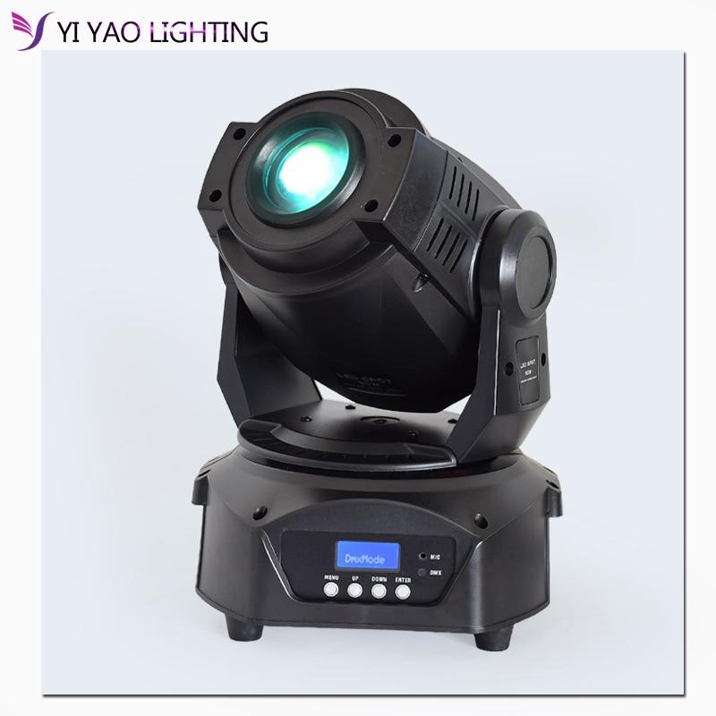 High Brightness 90W Moving Head Light Led Spot Stage Lighting Disco 90W Gobo