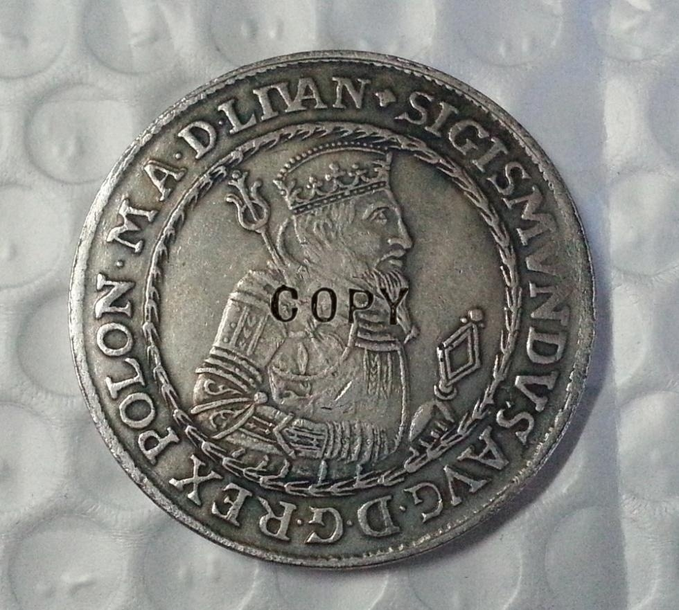 Poland-Litva-THALER-1567-SIGIS-Zygmunt COIN COPY