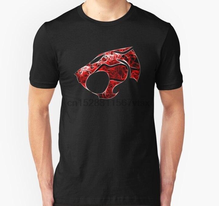 Homens tshirt Thundercats Camiseta (1) Impresso T-shirt T-shirt top