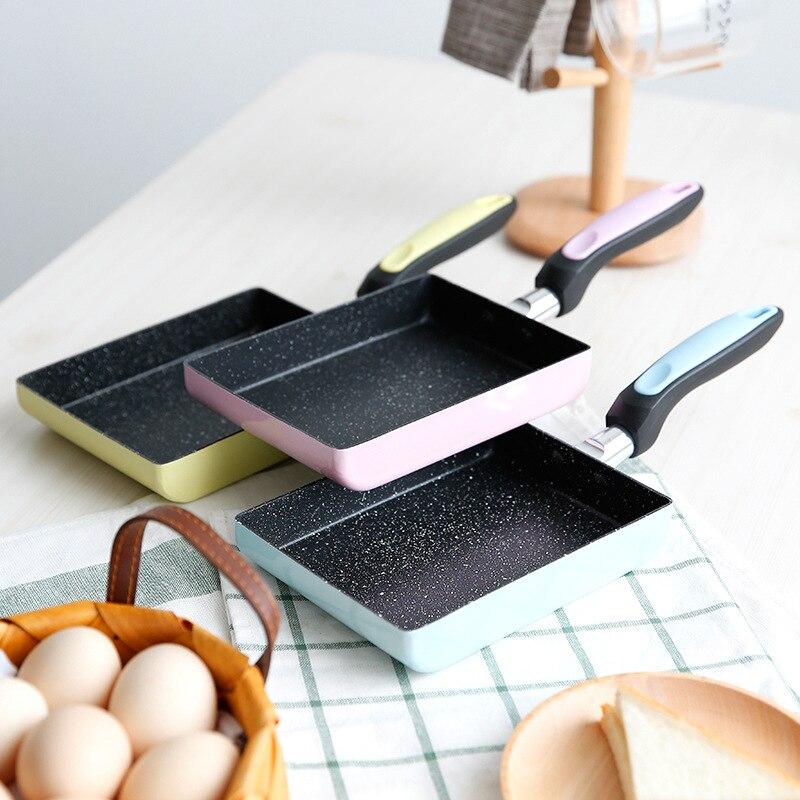 Frigideira antiaderente smokeless quadrado maifanshi forno eletromagnético