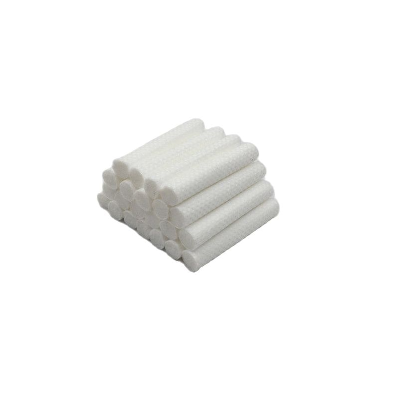 1000pcs/lot High Quality Replacement IMIROO Organic Cotton Wicks for Air Refresher and Nasal Inhaler Sticks