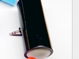 Portable 3.5mm Mini Stereo Speaker Amplifier For MP3/MP4/Mobile Phone/Tablet More Than 10 Hours Dual Channel