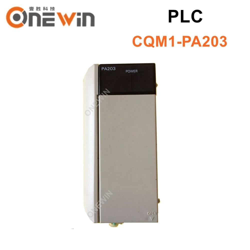 Nuevo y original CQM1-PA203 nuevo módulo de energía CQM1 PA203 controlador programable...